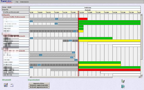 Visita subito la Divisione Human Resources - Software per la gestione dei turni del personale