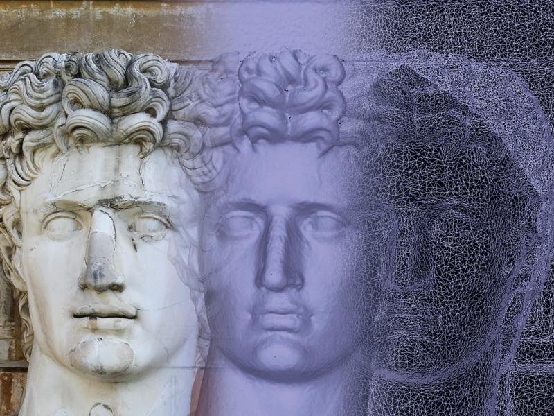 I tour virtuali dei Musei Vaticani realizzati con il materiale di Archimede Arte