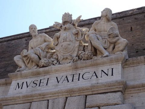 Musei Vaticani - Digitalizzazione 3D